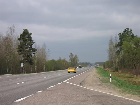 Карта Автодорог Ржев